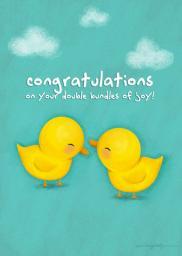 double bundles of joy by emila yusof