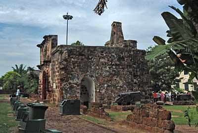 famosa fort