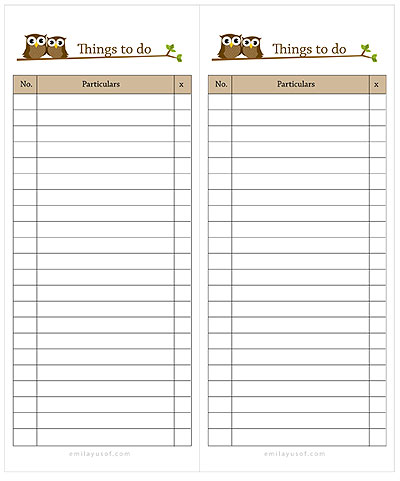 vehicle maintenance log template in word printable to do list template
