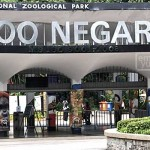 zoo negara main entrance