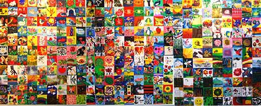 297 mosaics