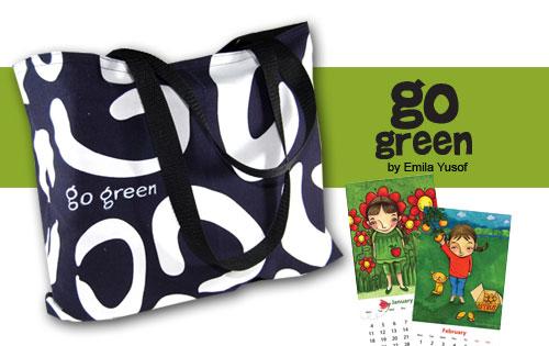 emila's go green giveaway
