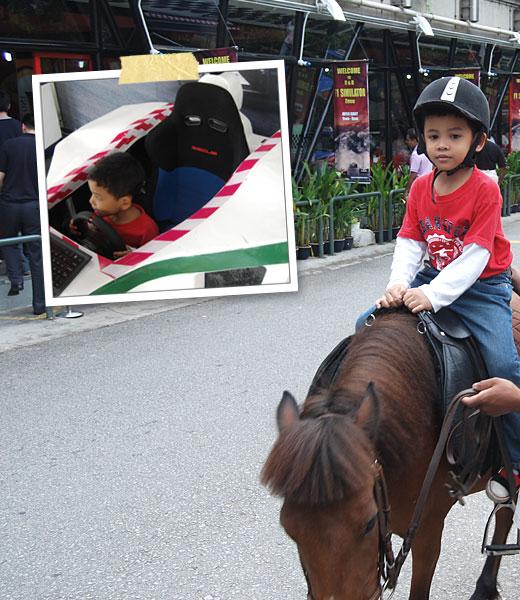 yassin rides