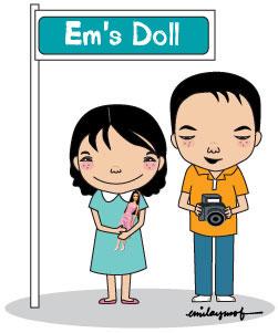 em's doll
