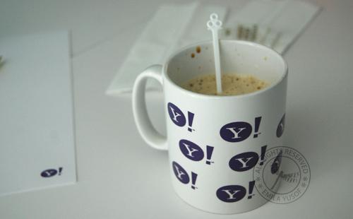 my Yahoo! latte