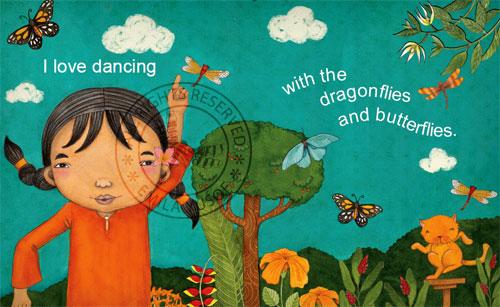 i love dancing....