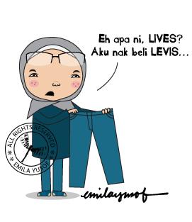 lives vs levis