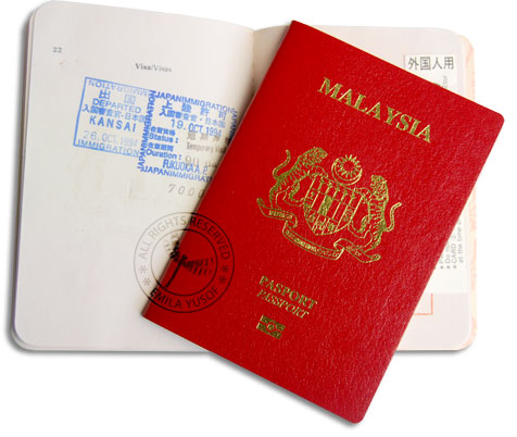 Image result for immigration malaysia passport