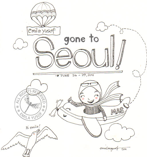 gone seoul searching