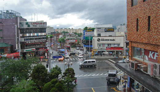 view of itaewon