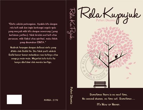 rela ku pujuk cover by emila yusof