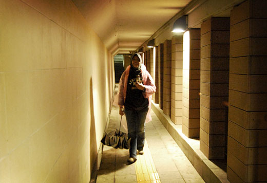 pedestrian subway