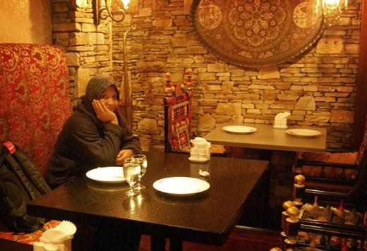 Al-Saba restaurant