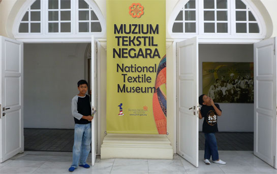 National Textile Museum, KL