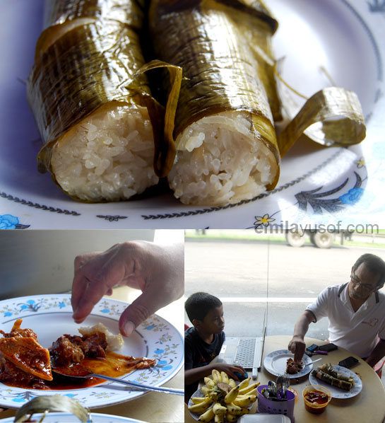 All year round Lemang Panas No. 1