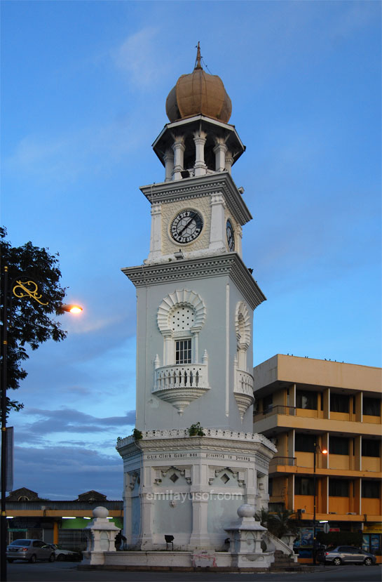 Jubilee Clock Tower, Penang