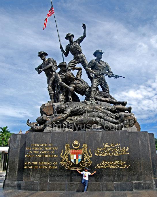 Art & Places: Tugu Negara, KL – Emilatopia