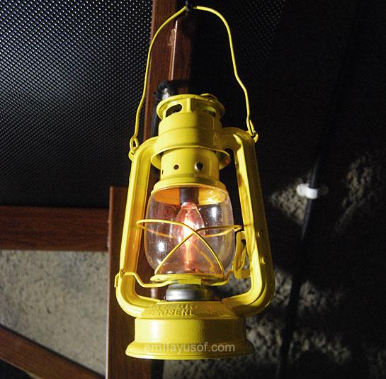 Carbide-lamp