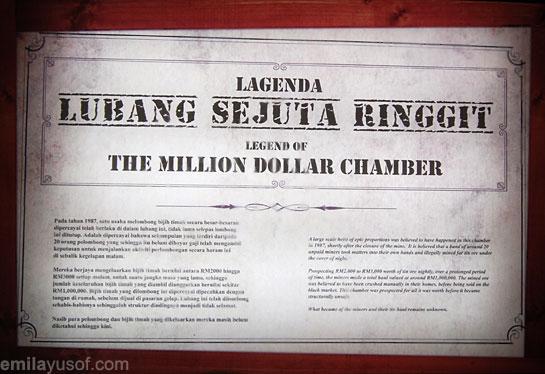 Million Dollar Chamber
