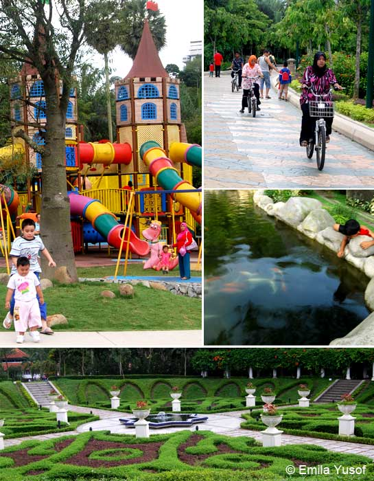 7 parks and gardens to visit with kids in KL