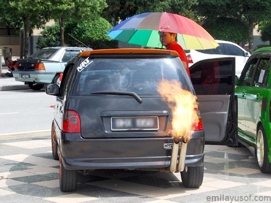 fireexhaust