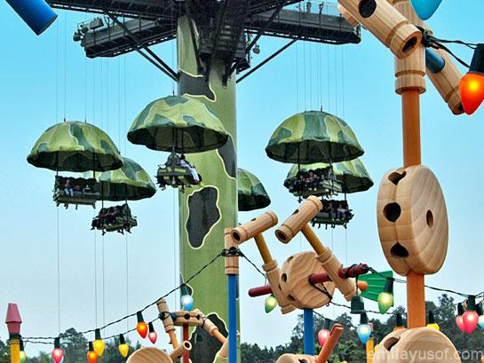 parachute-drop