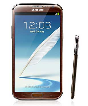 Note 2 Brown