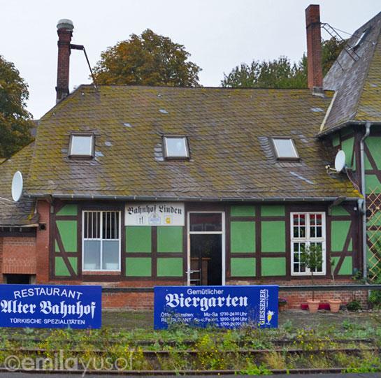 Bahnhof-Linden