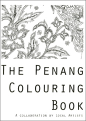 The Penang Colouring Book