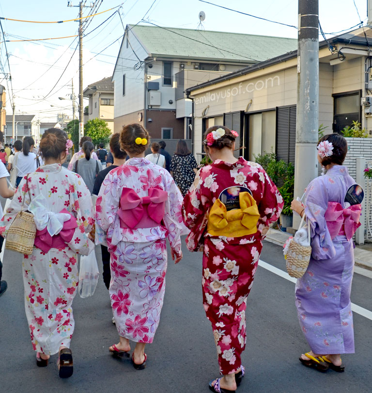 yukatagirls